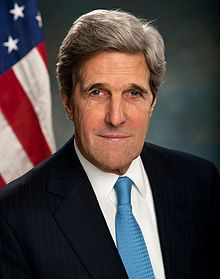 "John Forbes Kerry (b. December 11, 1943), American politician, the 68th and current U.S. Secretary of State. Kerry was presidential nominee of Democratic Party in 2004 election but lost to incumbent George W. Bush. He knew his paternal grandfather had come from Austria, but he did not know that Fred Kerry had changed his name from ""Fritz Kohn"" and had been born Jewish, nor that his great-uncle and great-aunt, Ida Kerry's brother Otto and sister Jenni, died in Nazi concentration camps."