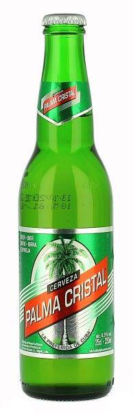 Palma Cristal   Cuban Beer  CUBA