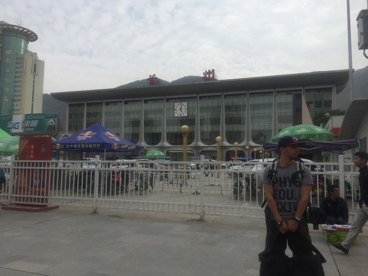 Day 9-10: Lanzhou — Shanghai Habits