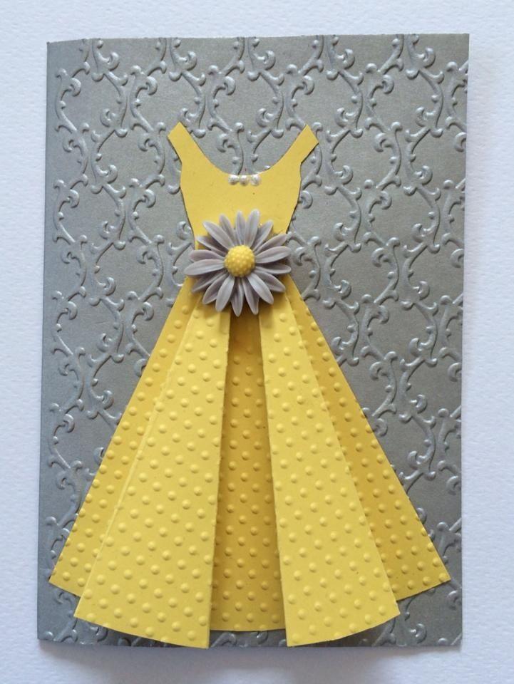 Dress Card - RellB @ The Creative Mum