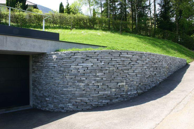 Garage Traunkirchen - Entwurf FISCHILL Architekt