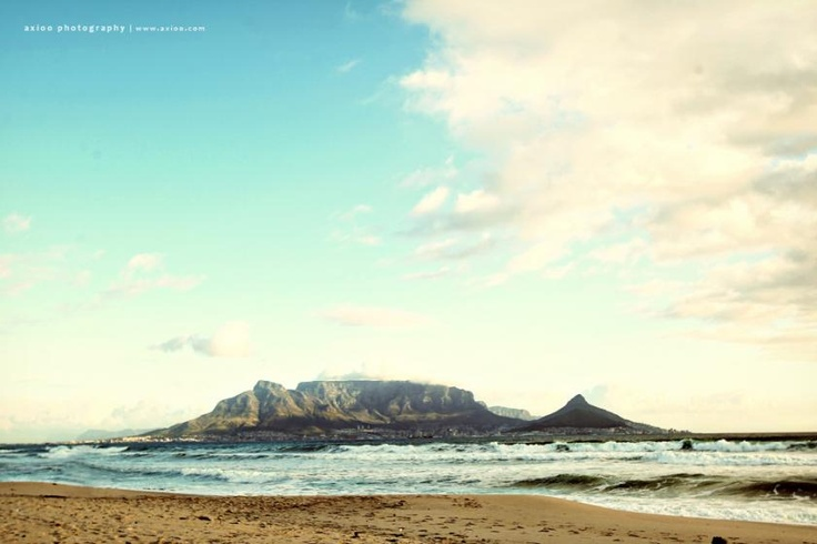 With a view like this, how can one not be proudly South African?