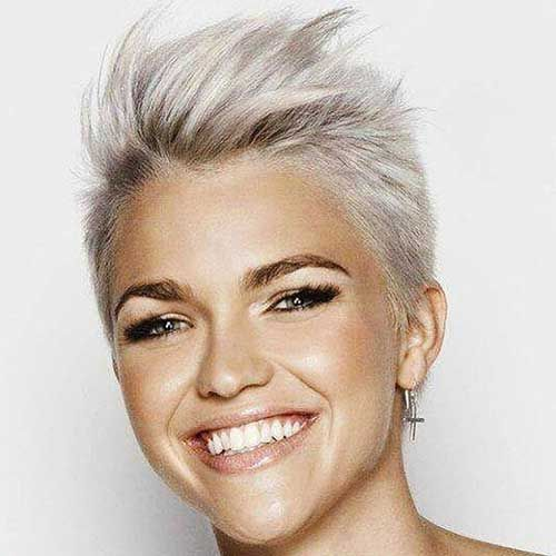 22-Pixie Hairstyle