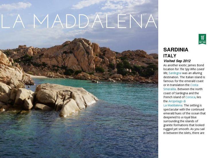 La Maddalena | Sardinia