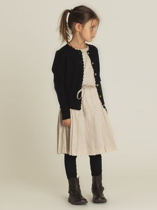 perfect real life styling. boots. casual soft dress.