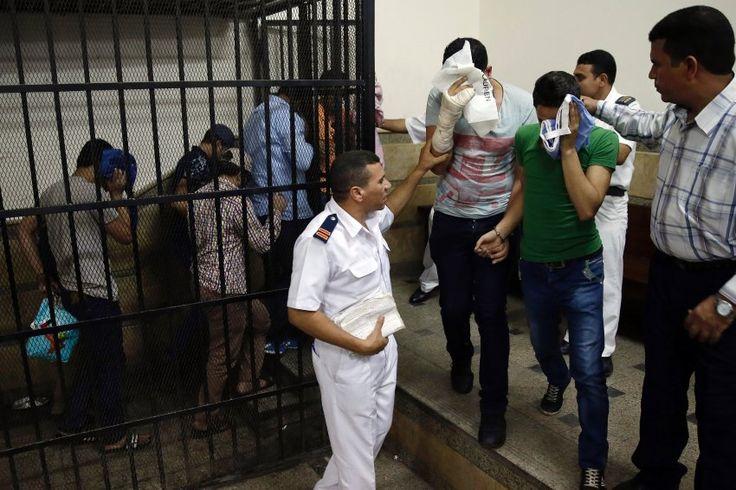 Homosexuelle in Ägypten