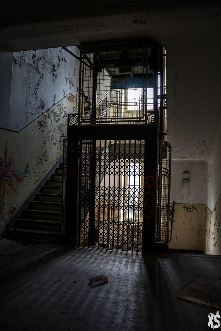 Sanatorium in France