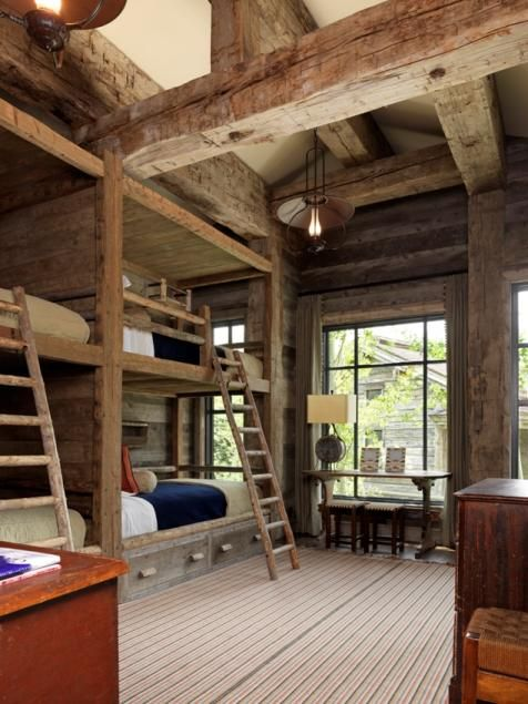 17 best images about great rustic rooms on pinterest