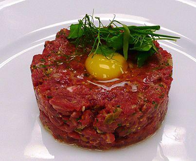 Steak Tartare!!!