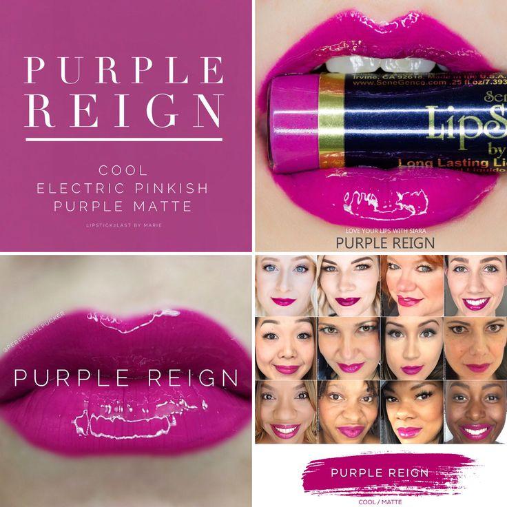Purple Reign #lipsense $25
