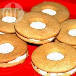 Biscuits-sandwichs à la mélasse @ qc.allrecipes.ca