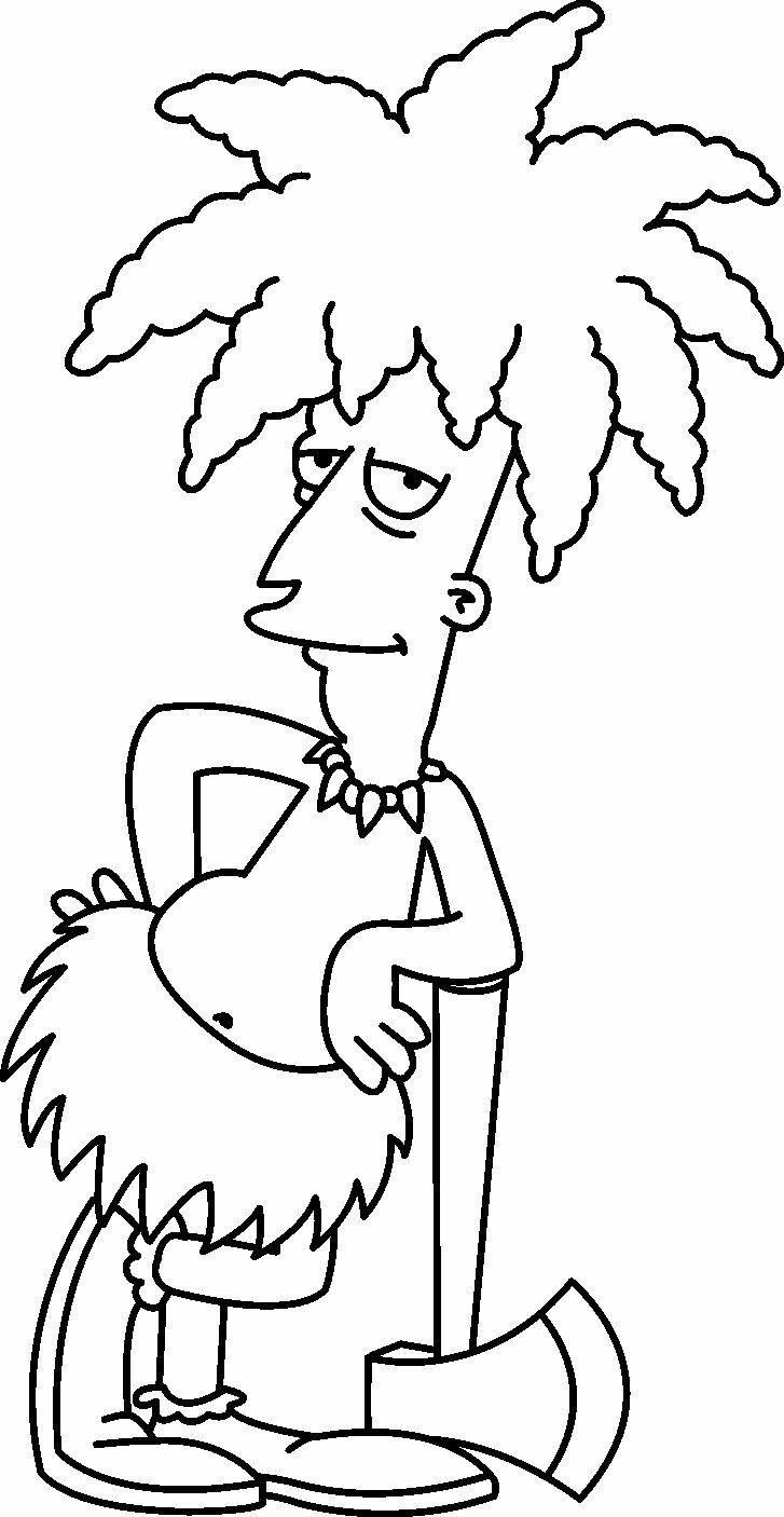 Die Simpsons Malvorlagen Für Kinder Malbuch Erwachsenen Färbung Einfach Weihnachten Handwerk Buch Bilder Einklebebuchverschönerungen Zeichnungen