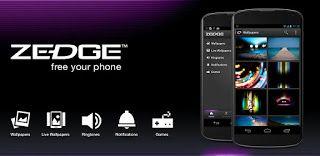 ZEDGE Ringtones & Wallpapers v4.18.3 (Ad-Free)  Lunes 12 de Octubre 2015.By : Yomar Gonzalez ( Androidfast )   ZEDGE Ringtones & Wallpapers v4.18.3 (Ad-Free) Requisitos: Varía según el dispositivo Información general: Durante años ZEDGE  ha sido la fuente más confiable y popular de tonos de llamada y fondos de pantalla gratis en el mundo. Ahora ZEDGE  también ofrece juegos gratis y Live Wallpapers. ZEDGE  ofrece fondos de pantalla gratis tonos y sonidos de notificación para personalizar…