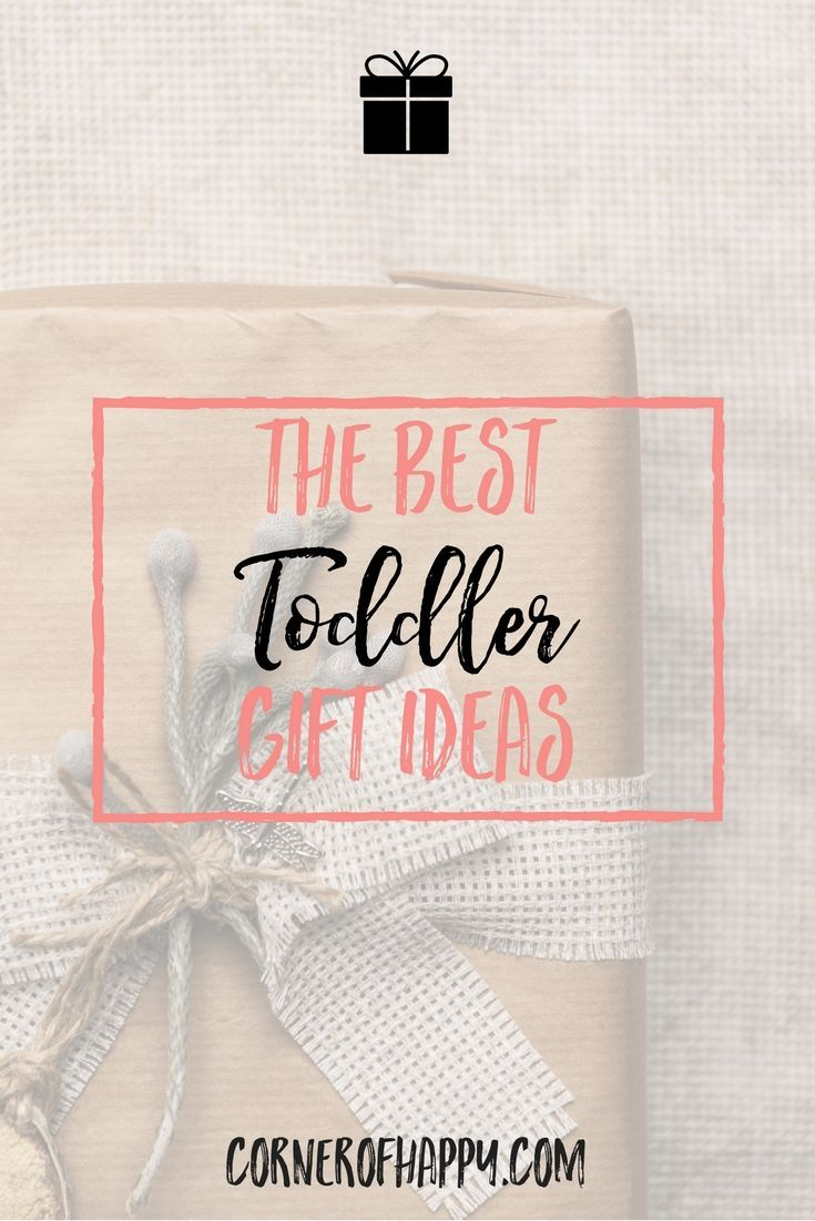 Stuck on ideas for Toddler gifts? Fear not! I've translated their love for climbing, banging pots and pans, mimicking adults, and more into amazing gifts!