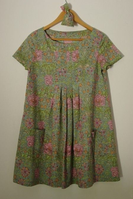 Stylish Dress Book 1, Wear with Freedom (Yoshiko Tsukiori), Style E