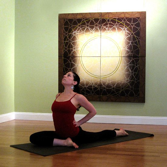 Stretches to Relieve Lower Back Pain and Open Tight Hips
