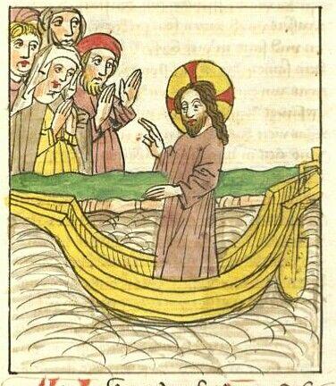 Ms. germ. qu. 99 - Vita Jesu Christi in deutscher Bearbeitung VerfasserLudolphus <de Saxonia> ErschienenSchwaben, [1472-76]