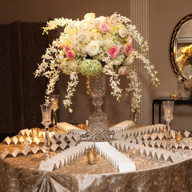 1000+ Images About Wedding Table, Chairs & Escort Ideas On