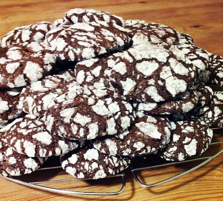 Hier finden Sie das Rezept für eine köstlich überraschende Mischung aus Cookie und Brownie!