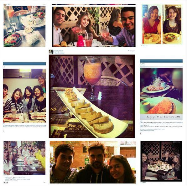 Estas son algunas de las fotos que estan participando en el concurso #MomentosMundoVerde en Instagram. ¿Qué estas esperando para participar? Recuerda que el concurso es hasta el 31 de Julio.