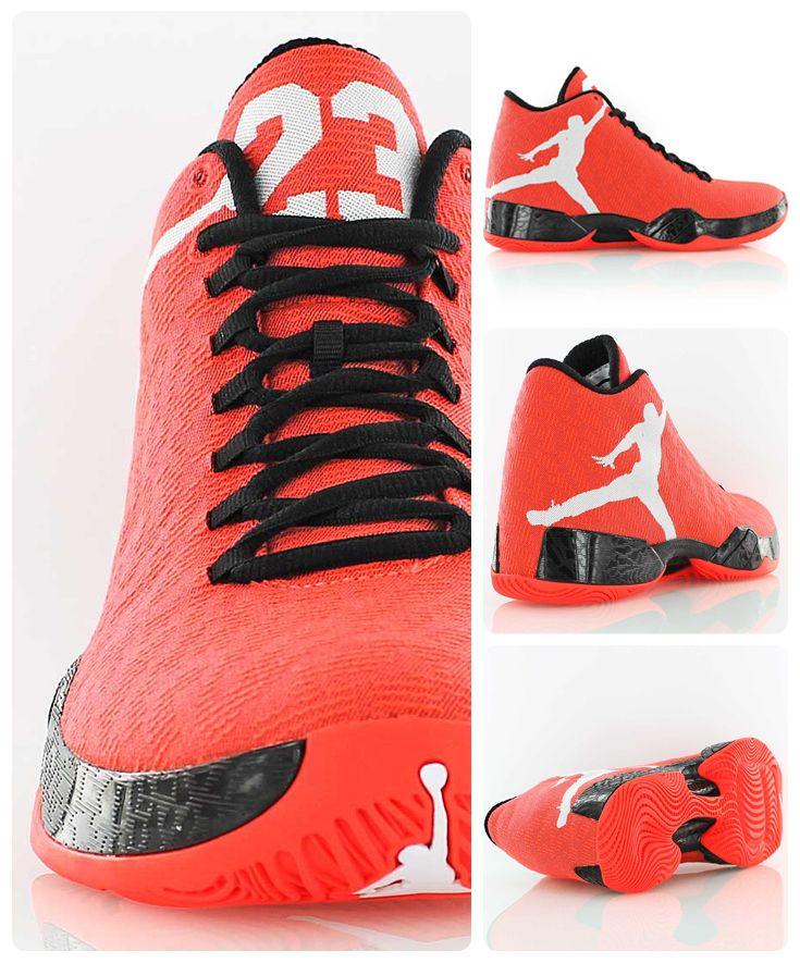 The Air Jordan XX9 gets an infrared treatment. Coming this saturday, Nov. 29th