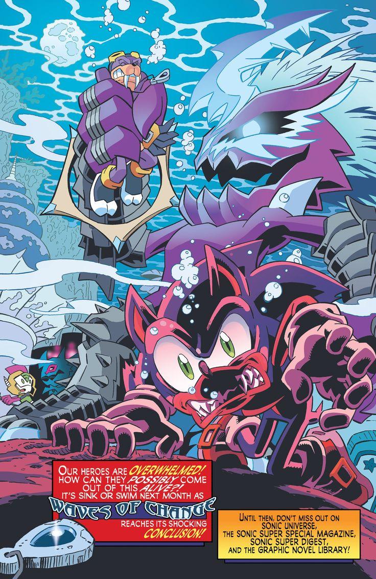 Schatten und Sonic Spielzeug