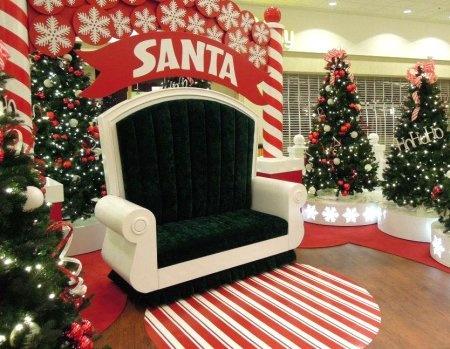 floor mat in Santa Mall