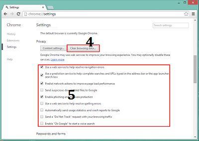 Cara Hapus Cookie di Google Chrome