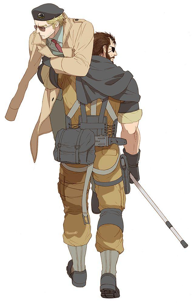 Mgsv Venom Snake Kazuhira Miller Metal Gear Solid Metal Gear Series Snake Metal Gear So miller mentions the san hieronymo peninsula. mgsv venom snake kazuhira miller
