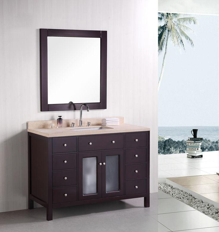 23 Best Design Element Bathroom Vanities Images On Pinterest Mesmerizing Design Element Bathroom Vanity Review