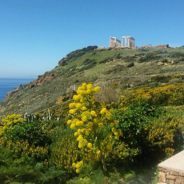 #CapeSounio #DayTrip around #Athens Photo credits: @zulu63