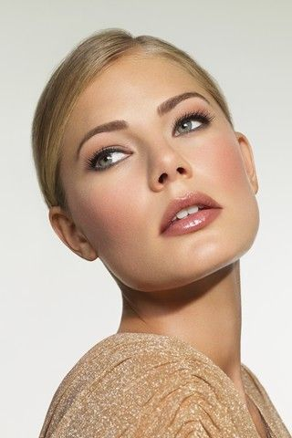 Rose Gold Bridal Look