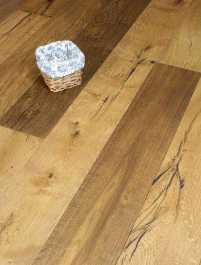 Tulley Smoked Engineered Floor Is An Oiled Long Plank Oak Floor That