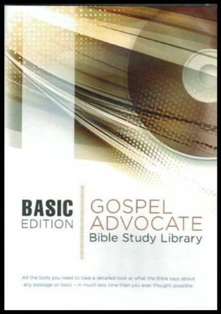 Great tool for Bible study. BIBLES • American Standard Version • Easy-to-Read Version • King James Version • English Standard Version • New King James Version COMMENTARIES • J.W. McGarvey commentaries