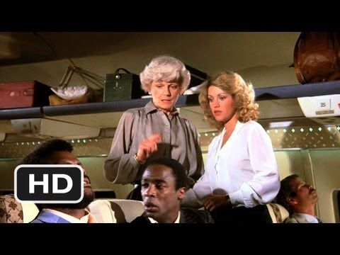 "I Speak Jive - Airplane! (5/10) Movie CLIP (1980)   ""Johnny, what can you make out of this?""  Still makes me laugh!"