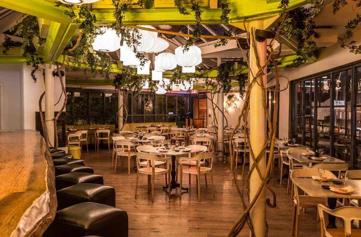 Virtual Tour for Sushi Samba Restaurant in NYC