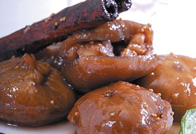 Cevizli incir tatlısı - PembeNar