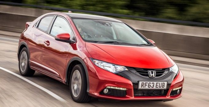 2016 Honda Civic Hatch VTi-S Review http://behindthewheel.com.au/2016-honda-civic-hatch-vti-s-review/