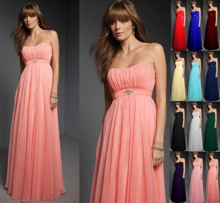Mejores 50 imágenes de Bride Maids dresses en Pinterest | Vestidos ...
