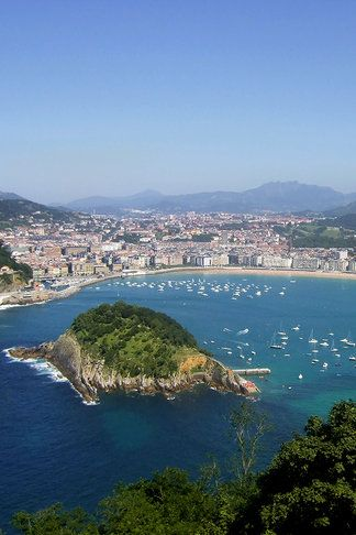 Next Summer's Birthday Present to myself. Surf Camp - 8-Day San Sebastian Surf Camp for sale on The Clymb