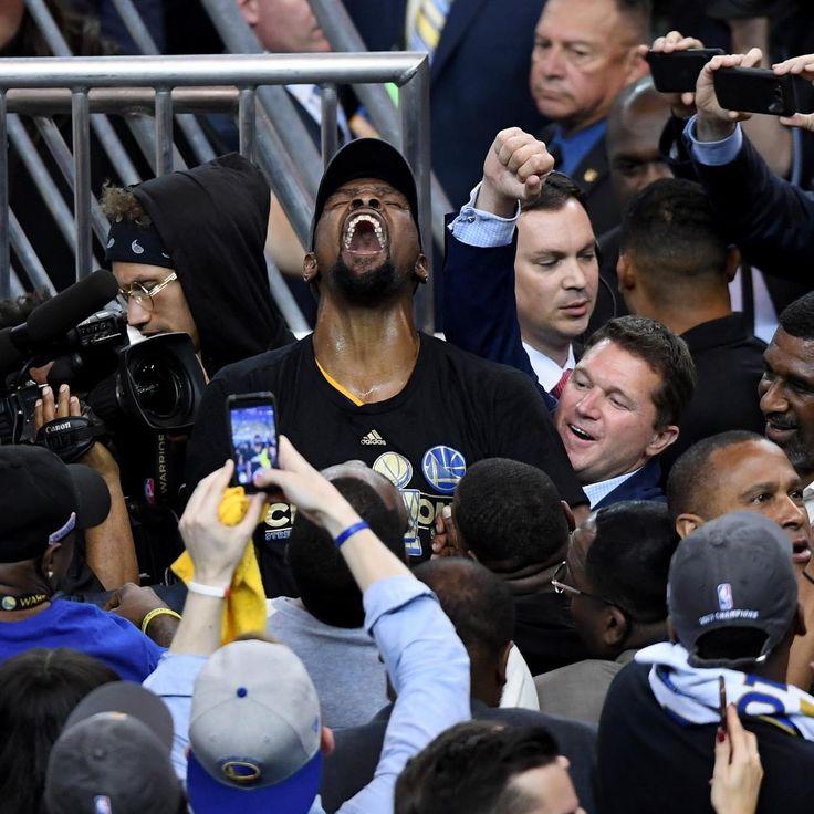Warriors Win 2017 NBA Finals: Score, Celebration Highlights and Twitter Reaction   Bleacher Report