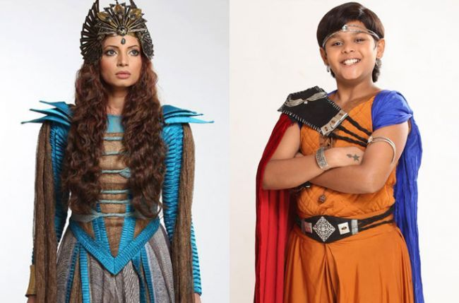 The case of missing monuments in SAB TV's Baal Veer