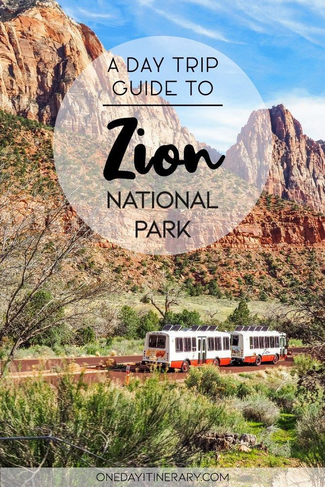 One Day in Zion (2019 Guide) – Top things to do and places to see
