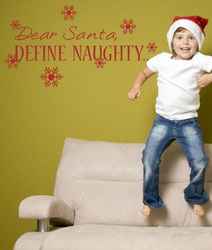 19 best Holiday Wall Decals images on Pinterest | Wall clings, Wall ...