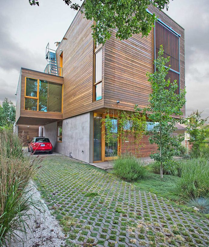 36 Best Images About Modern Home Designs On Pinterest | Backyard