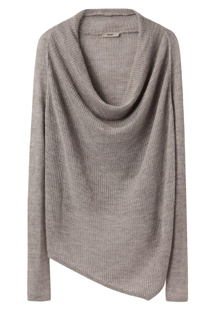 HELMUT Helmut Lang / Cowl Neck Sweater | La Garçonne
