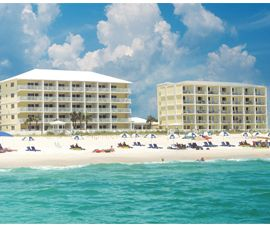 Sugar Sands Inn & Suites in Panama City Beach, Florida -- affordable rates and family friendly, conveniently located.