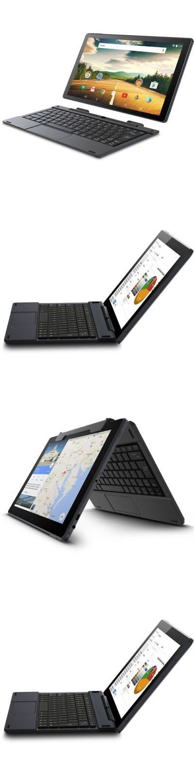 general for sale: 2 In 1 Tablet Laptop Pc 10 32Gb Android Os Intel Atom Quad Core Processor Wifi -> BUY IT NOW ONLY: $99.96 on eBay!