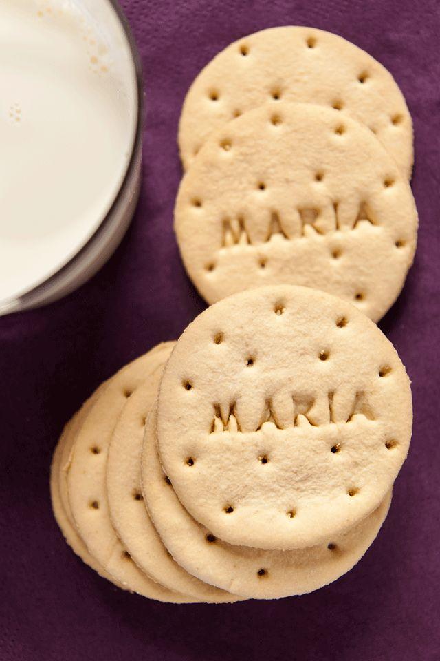 Receta de galletas María sin gluten. Descubre las técnicas e ingredientes y hazlo tú mismo. Para celiacos y no celiacos.