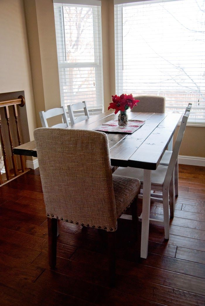 Jokkmokk Table Hack, Like The Rustic Farmhouse Look. Also Like This  Burlap/jute Y Looking End Chair From Target